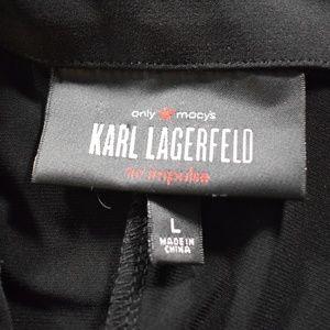 Karl Lagerfeld Dresses - 🧨 Karl Lagerfeld   Impulse Black Dress   L